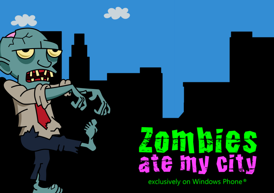 Zombies Ate My City