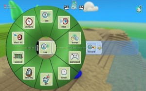 Teaching programming with visual coding tools