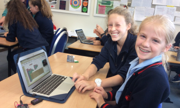 Case Study: Thomas's Clapham Coding BBC micro:bit Workshops