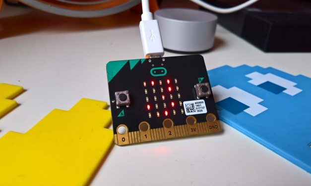 How to get your app from the browser onto your BBC micro:bit